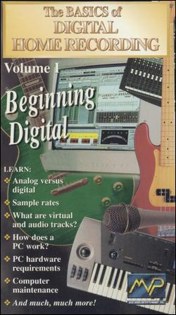 MVP Beginning Digital - Vol. I Video Tape